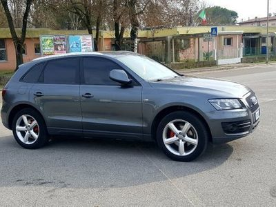 usata Audi Q5 tdi 170 cv sline full optional