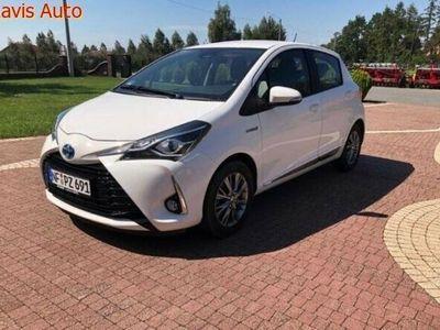 used Toyota Yaris 1.5 hybrid 5 porte active elettrica/benzina