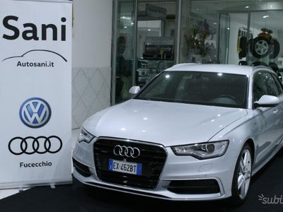 brugt Audi A6 Avant 3.0 tdi S.TRONIC Quattro Iva Esposta