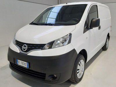 usado Nissan NV200 1.5 dCi 90CV Furgone Euro 6B Iva Detraibile