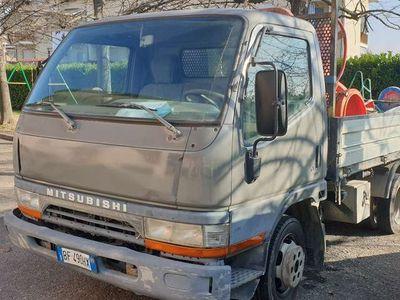 usata Mitsubishi Canter FB531 2.8 TD cat PM Cabinato