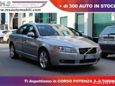 used Volvo S80 2.4 D5 185 CV AWD Momentum