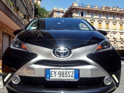 gebraucht Toyota Aygo eXclusive