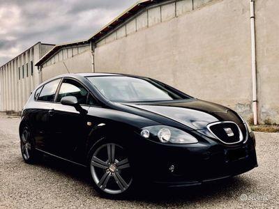 usata Seat Leon fr limited edition Monza