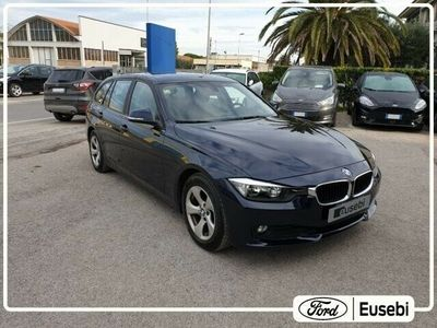 usata BMW 320 d Efficient Dynamics Business aut.