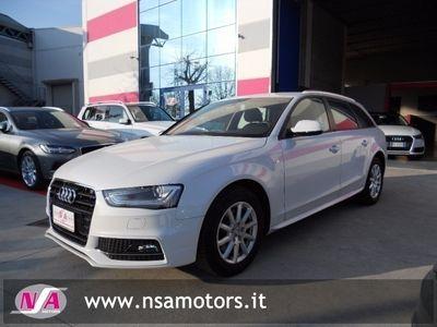 usata Audi A4 Avant 2.0 TDI clean diesel S-line