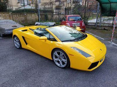 usata Lamborghini Gallardo 5.0 V10 Spyder