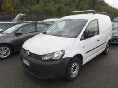 usata VW Caddy 1.6 TDI Furgone NAVI SENSORI GARANZIA KM CERTIFICA