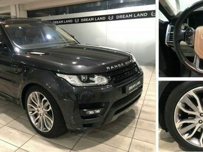 usata Land Rover Range Rover Sport 5.0 V8 Supercharged Autobiography Dynamic
