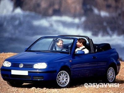 usata VW Golf Cabriolet 1.6 cat Highline