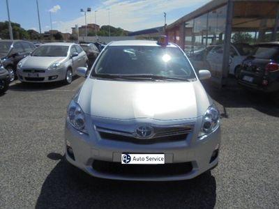 usado Toyota Auris 1.8 HSD 5 porte Executive Hybrid ECOLOGICA