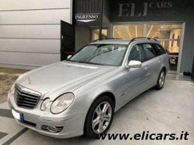 usata Mercedes E320 CDI cat S.W. EVO Avantgarde Sport Diesel