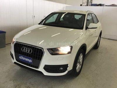 usata Audi Q3 Q32.0 tdi 140cv