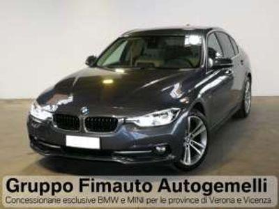 usata BMW 318 d xdrive sport diesel