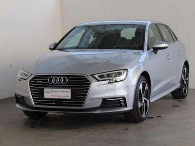 usata Audi A3 Sportback e-tron A3 SPB 40 e-tron S tronic