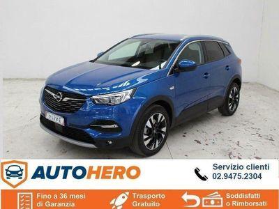 usado Opel Grandland X 1.6 diesel Ecotec S&S Ultimate