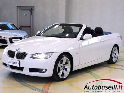 usata BMW 320 Cabriolet D ATTIVA AUTOMATICA PELLE XENO BLUETOOTH