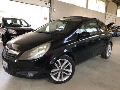gebraucht Opel Corsa 1.7 CDTI 125CV 3 porte Sport +TETTO APRIBILE