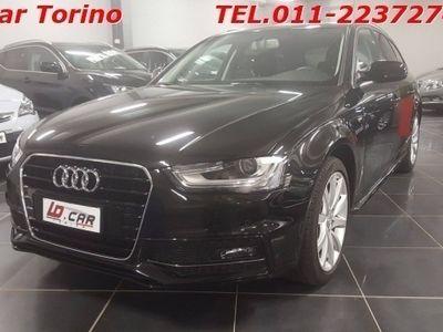 usata Audi A4 Avant 2.0 TDI 150 CV *S-LINE + NAVI + XENON * Torino
