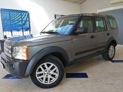 brugt Land Rover Discovery 3 TDV6 SE