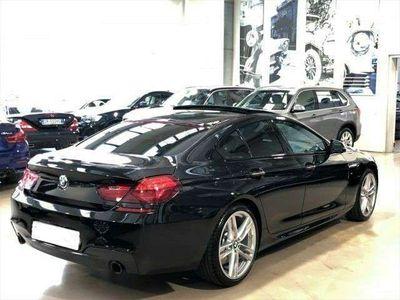 usata BMW 640 Serie 6 G.C. (F06) xDrive Gran Coupé Msport Edi