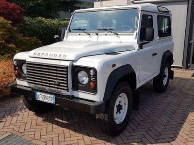 brugt Land Rover Defender 90 2.2 TD4 Station Wagon SE N1