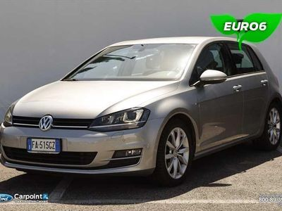 used VW Golf 2.0 tdi Highline 150cv 5p dsg E6