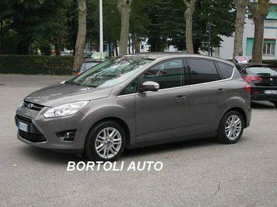 usata Ford C-MAX 1.6 TDCi 68.000 KM TITANIUM CON NAVIGATORE