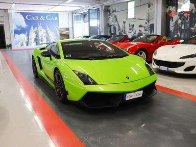 usata Lamborghini Gallardo 5.2 V10 LP570-4 Superleggera