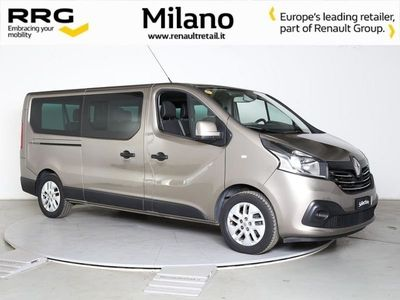 usata Renault Trafic T29 1.6 dCi 125 CV S&S PL-TN Intens Heavy T.Turbo