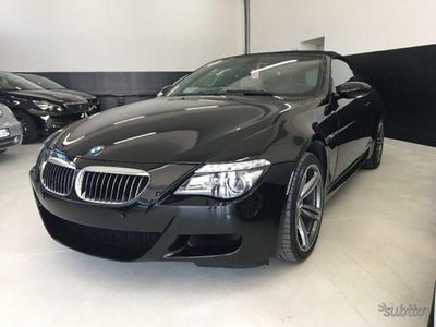usata BMW M6 Cabriolet cat Castel Goffredo