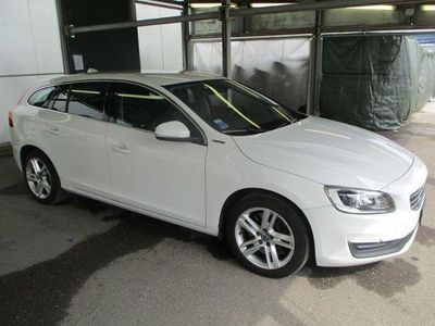 used Volvo V60 D6 Twin Engine Geartronic Momentum WAGON