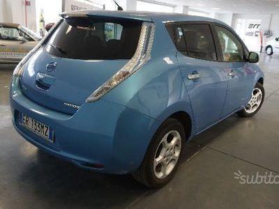usata Nissan Leaf Leaf Elettrico Sincrono Trifase Tekna