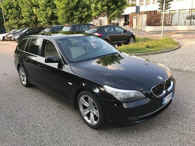 begagnad BMW 530 d Automatik*Navi*Pelle*Panorama*Xenon*Pdc