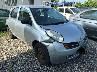 usata Nissan Micra 1.2 5 PORTE
