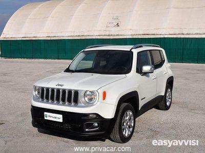 usado Jeep Renegade 2.0 mjt limited 4wd 140cv diesel