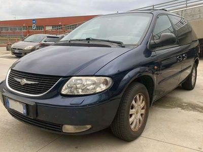 usata Chrysler Grand Voyager 2.5 CRD cat LS