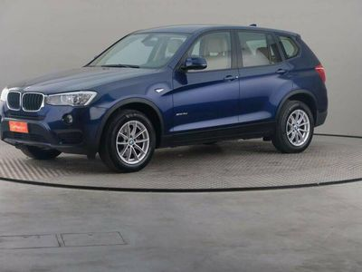 usata BMW X3 Sdrive 18d Business Advantage Aut