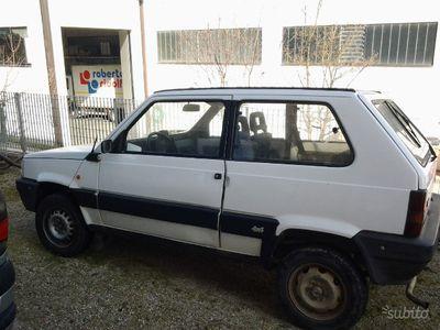gebraucht Fiat Panda 4x4  1.0 BENZINA 1990 CAMBIO ROTTO
