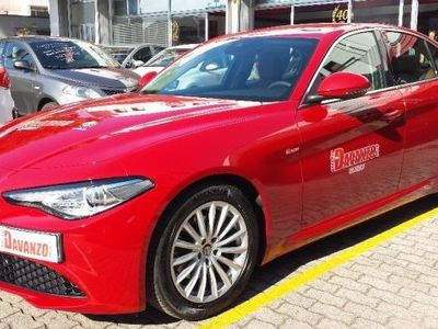 gebraucht Alfa Romeo Giulia 2.2 jtdm 180cv at8 business sport diesel