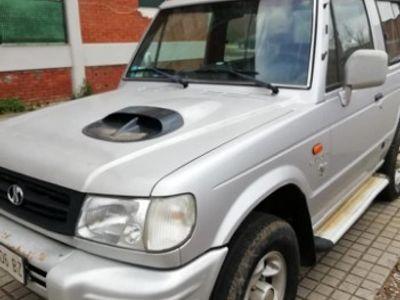 usado Hyundai Galloper - 2001