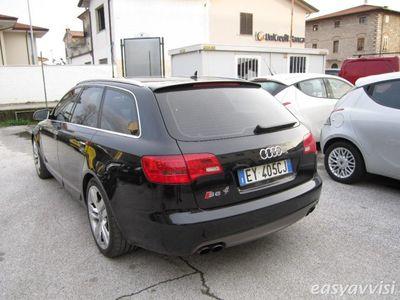 brugt Audi S6 5.2 V10 qu. Avant tip.