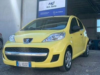 usata Peugeot 107 1.0benz neop ok 72000km- 2012