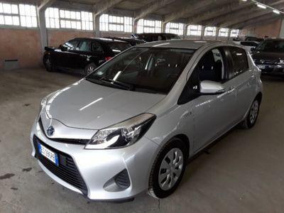 usata Toyota Yaris 1.5 Hybrid 5 porte Lounge