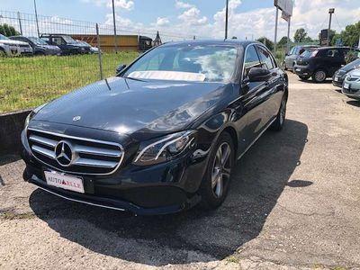usata Mercedes E220 4Matic Auto Sport