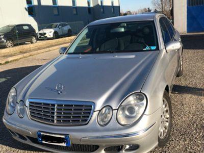 usado Mercedes E280 CDI ELEGANZE