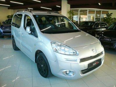 usata Peugeot Partner Tepee 1.6 e-HDi 92 Cv - KM CERTIFICATI