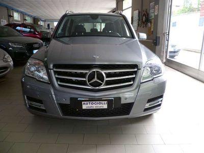 usata Mercedes GLK250 CDI 4Matic BlueEFFICIENCY-AUTOMATICA-TAGLIANDATA