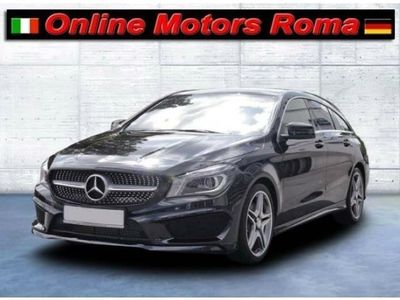 usata Mercedes CLA220 Shooting Brake Classe Cdi Sport Navi Offerta!! Usato