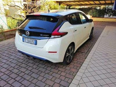 used Nissan Leaf Tekna del 2018 usata a Gambettola